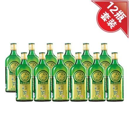 38°金标竹十年450ml(12瓶套装)