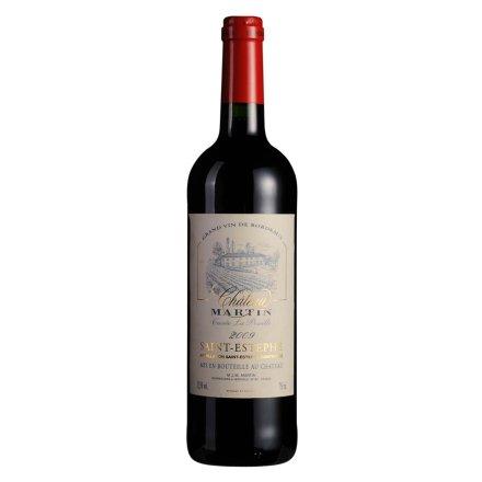 法国马丁庄红葡萄酒