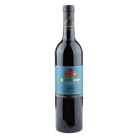 【清仓】中国龙徽干红葡萄酒(三星蓝标)
