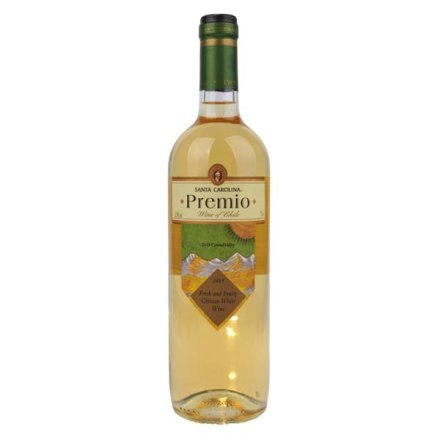 【清仓】智利圣卡罗尊荣白葡萄酒