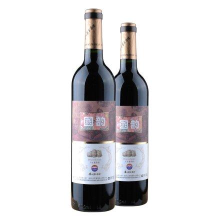 茅台国韵干红葡萄酒(双瓶装)
