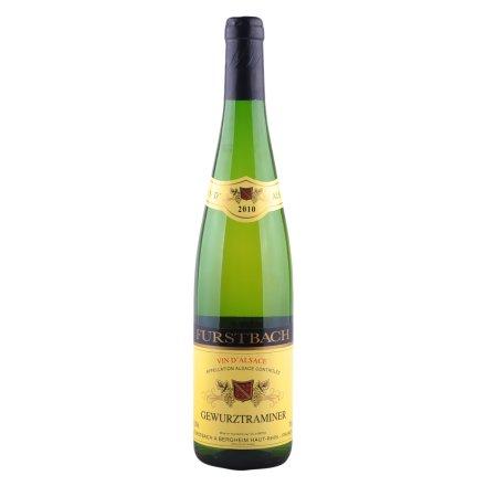 法国巴赫世家琼瑶浆白葡萄酒