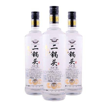 52°牛栏山二锅头特制10年700ml(3瓶装)