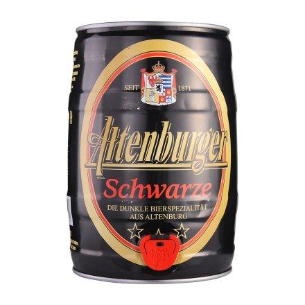 德国阿登堡黑啤酒5L