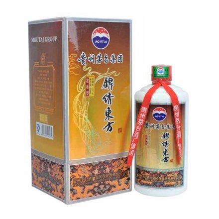 (清仓)52°锦绣东方酒500ml
