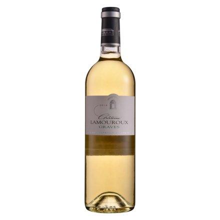 法国拉木胡庄园干白葡萄酒750ml