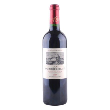 法国勃朗公爵干红葡萄酒
