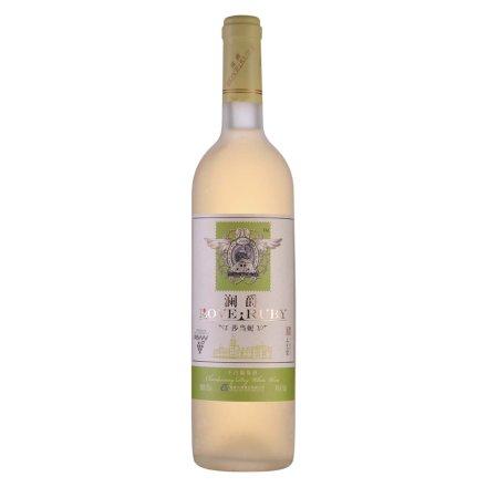 【清仓】澜爵莎当妮干白葡萄酒750ml
