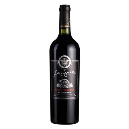 【清仓】中国澜爵酒堡特级赤霞珠干红葡萄酒750ml