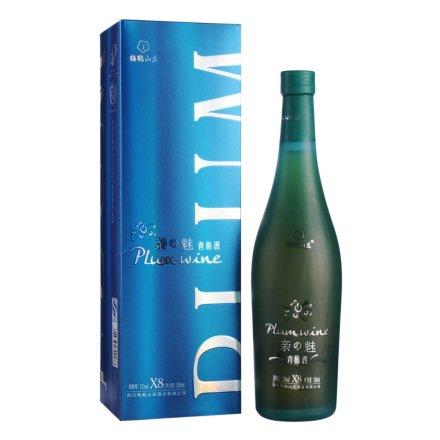 12°青梅酒X8亲之魅500ml