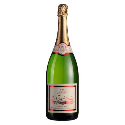 【清仓】法国卡迪乐半干起泡葡萄酒1500ml