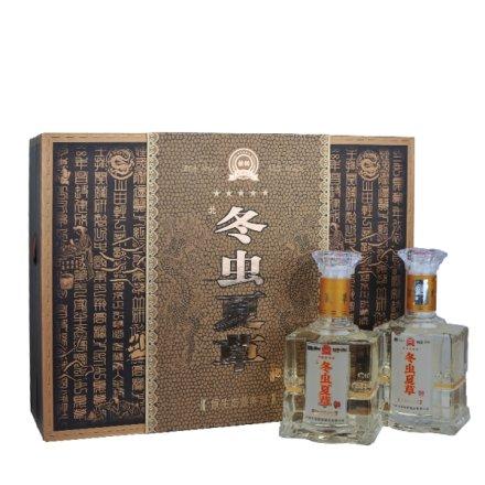 (清仓)42°北冬虫夏草酒财富礼盒