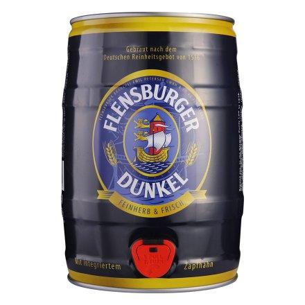 德国弗伦斯堡黑啤5L