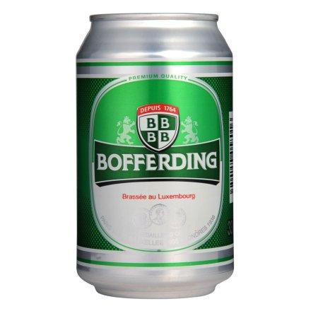 卢森堡宝鼎啤酒330ml