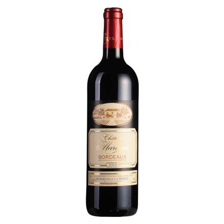 【清仓】法国玛索古堡干红葡萄酒
