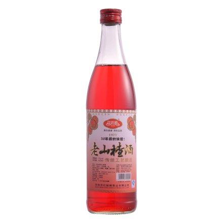 7°红姑娘老山楂酒1977  500ml