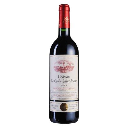 【清仓】法国科瓦圣皮埃尔堡干红葡萄酒