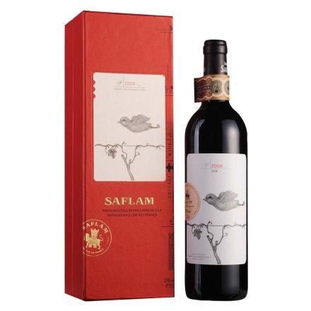 法国西夫拉姆特级干红葡萄酒(红装)750ml