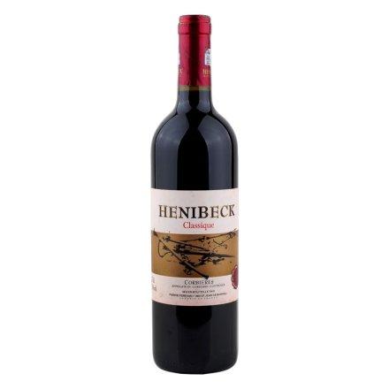 【清仓】法国轩尼贝克干红葡萄酒