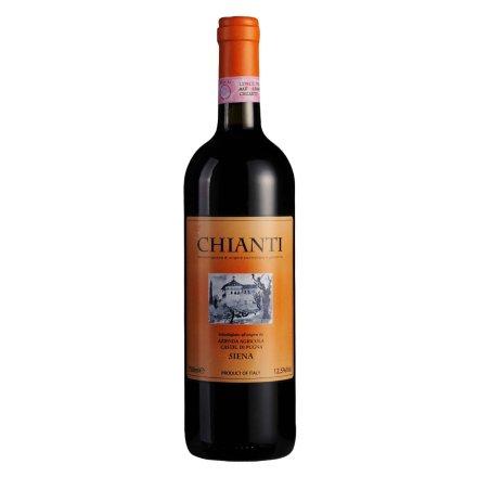 【清仓】意大利普纳卡斯特勤地2006红葡萄酒750ml