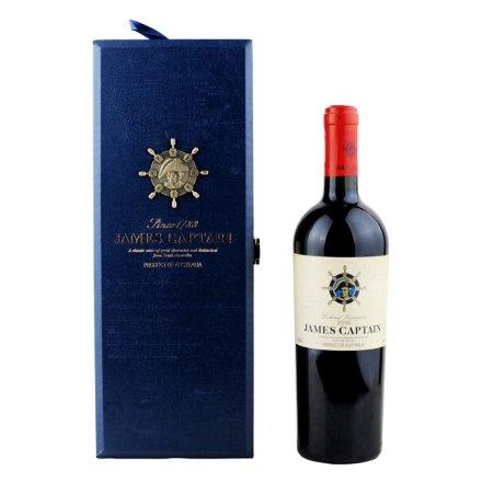 澳大利亚詹姆士船长卡本纳干红葡萄酒2006 礼盒