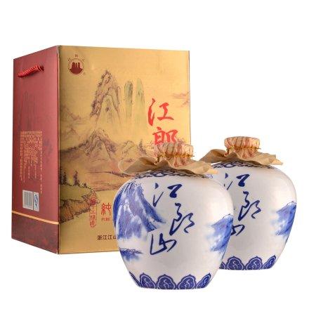 8°江郎山糯米酒青瓷瓶1500ml(2瓶装)