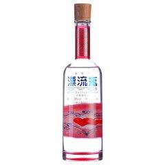 【老酒特卖】38°漂流瓶酒350ml(爱情瓶)(2014年)