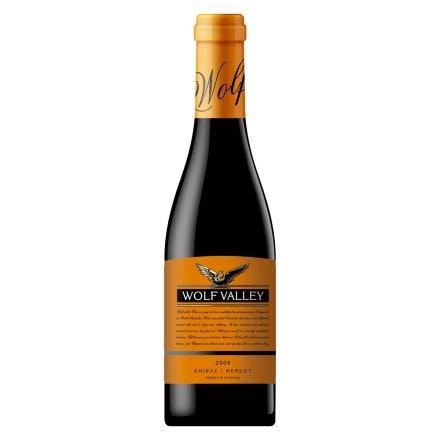 12.5 禾富山谷2009年干红葡萄酒375ml(乐享)