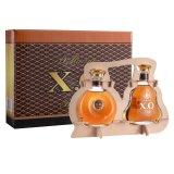 40°玛丽XO双瓶木架套装496ml