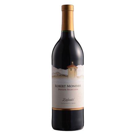 美国加州蒙大菲酒园私家精选增芳德红葡萄酒750ml