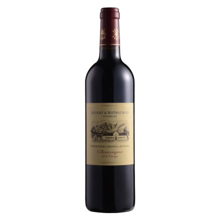 【清仓】南非罗伯乐富齐传统红葡萄酒750ml