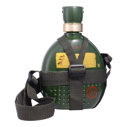 52°老战士七一背包带限量版500ml