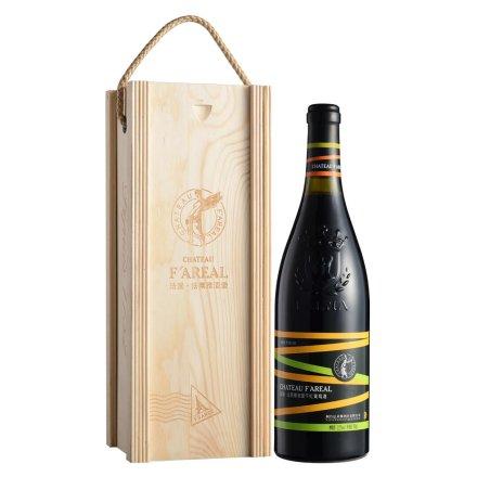 法国法莱雅酒堡西拉干红葡萄酒