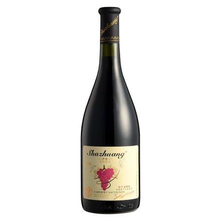 中国沙莊高级精选•原生态种植赤霞珠干红葡萄酒750ml