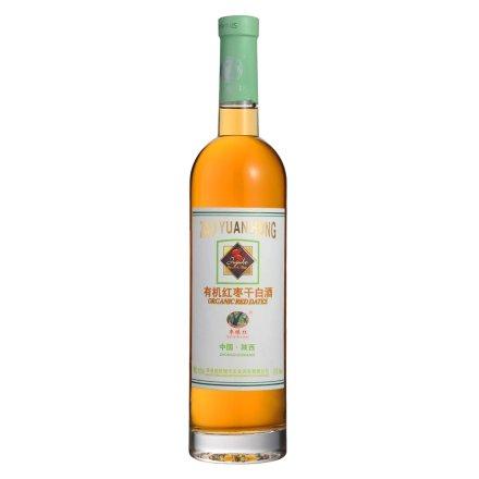 中国有机红枣干白酒500ml