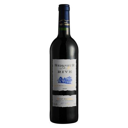 法国圣时古堡红葡萄酒750ml
