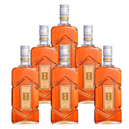 12°丰收绿(A4)500ml(6瓶装)