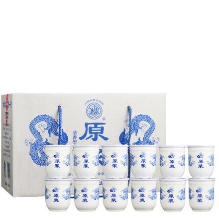 53°汾之村(原浆 口杯1*12)125ml礼盒