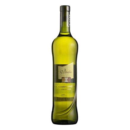 意大利卡夫.莎当妮干白葡萄酒750ml