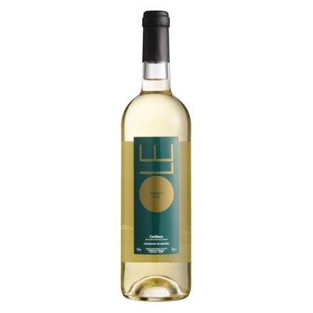 西班牙欧垒干白葡萄酒750ml