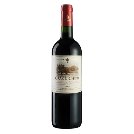 法国卡玛隆珍藏干红葡萄酒2007年750ml