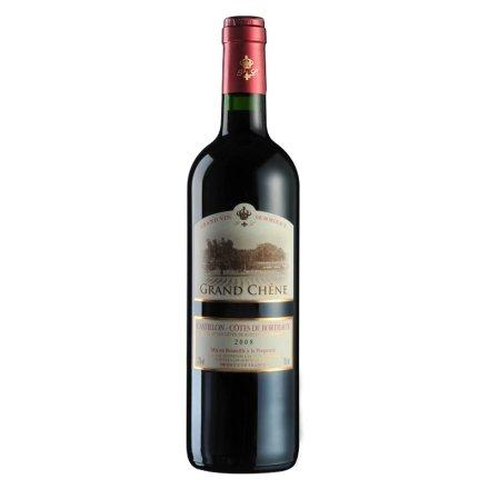 法国 卡玛隆干红葡萄酒2008年750ml