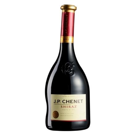 法国酒庄香奈西拉干红葡萄酒750ml