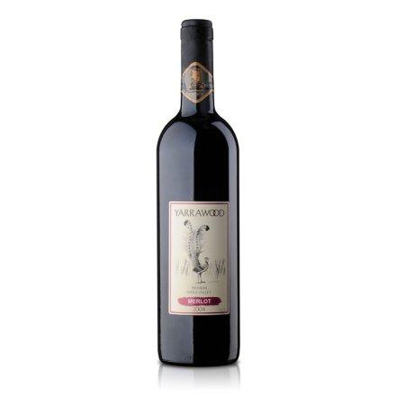 澳洲亚拉德美乐干红葡萄酒750ml