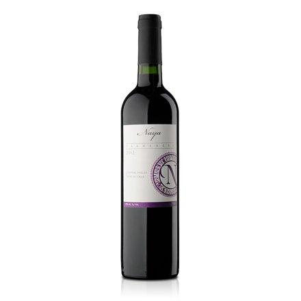 【清仓】智利娜雅卡曼妮干红葡萄酒750ml