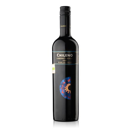 智利人赤霞珠梅洛干红葡萄酒