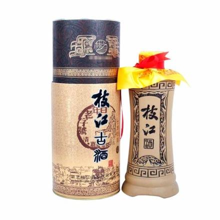 (清仓)42°枝江古酒10陈酿500ml
