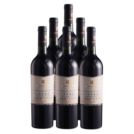 御马酒庄98梅鹿辄干红葡萄酒750ml(6瓶装)