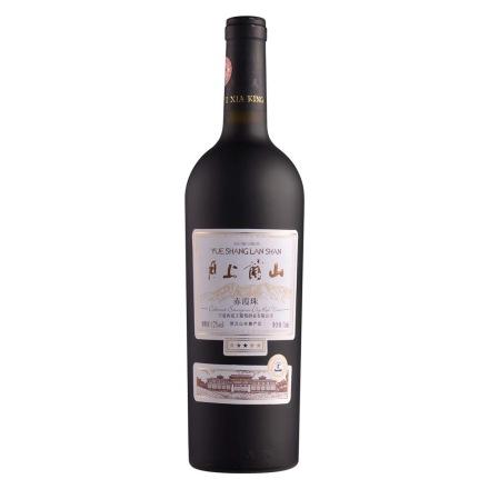 月上兰山五星赤霞珠干红葡萄酒750ml