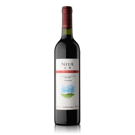 尼雅干红葡萄酒750ml